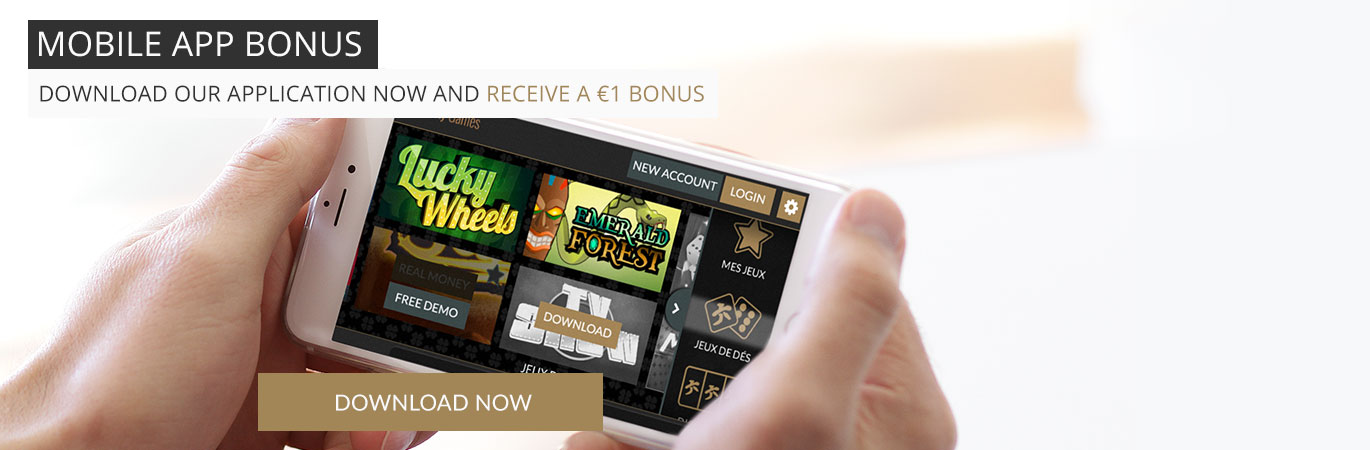 Play Online Casino - Lucky Games